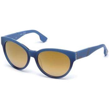 Uhren & Schmuck Sonnenbrillen Diesel - dl0124 Blau