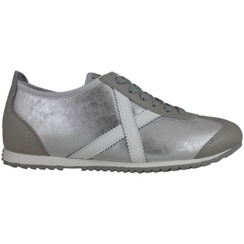 Schuhe Damen Sneaker Low Munich osaka 8400329 Silbern