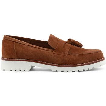 Schuhe Damen Slipper Made In Italia - brividi Braun