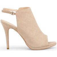 Schuhe Damen Sandalen / Sandaletten Made In Italia - albachiara Braun