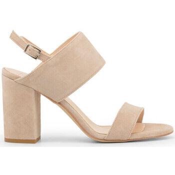 Schuhe Damen Sandalen / Sandaletten Made In Italia - favola Braun