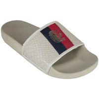 Schuhe Pantoletten Cruyff agua copa cc6000183710 Beige