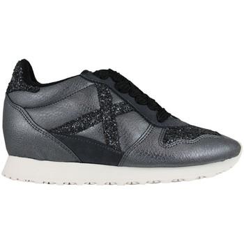 Schuhe Damen Sneaker Low Munich cloud 8360019 Grau