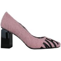 Schuhe Damen Pumps Thewhitebrand Stiletto soft pink Rose