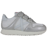 Schuhe Kinder Sneaker Low Munich mini massana vco 8207332 Silbern