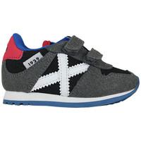 Schuhe Kinder Sneaker Low Munich baby massana vco 8820326 Grau