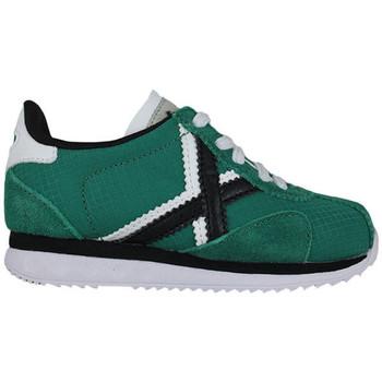 Schuhe Kinder Sneaker Low Munich mini sapporo 8430051 Grün
