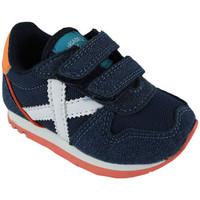 Schuhe Sneaker Low Munich baby massana vco 8820348 Blau