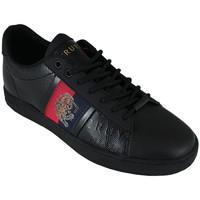 Schuhe Sneaker Low Cruyff sylva semi black Schwarz