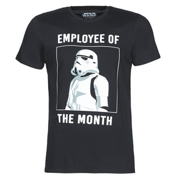 Kleidung Herren T-Shirts Casual Attitude STORMTROOPER OF THE MONTH Schwarz