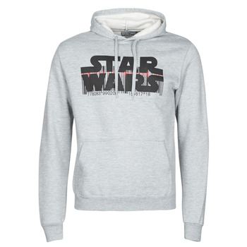 Kleidung Herren Sweatshirts Casual Attitude Star Wars Bar Code Grau