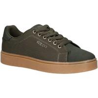 Schuhe Damen Multisportschuhe Kappa 304NE70 SAN REMO Verde