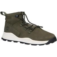 Schuhe Herren Multisportschuhe Timberland A25RV BROOKLYN Verde
