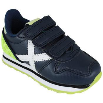Schuhe Sneaker Low Munich mini massana vco 8207355 Blau