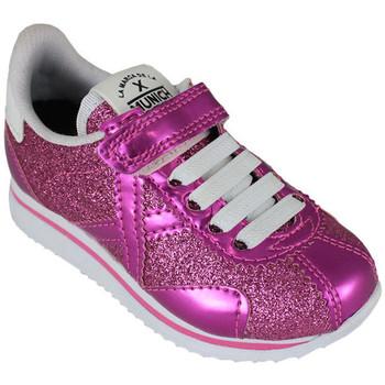 Schuhe Sneaker Low Munich mini sapporo vco 8430070 Rose