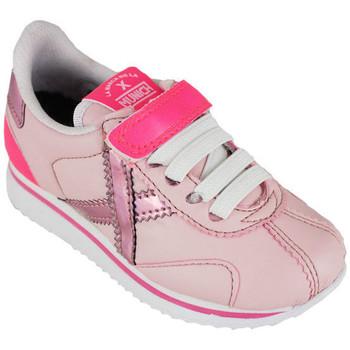 Schuhe Sneaker Low Munich mini sapporo vco 8430073 Rose