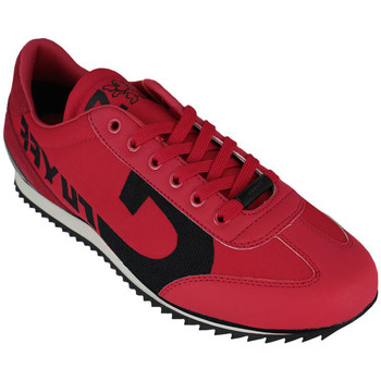 Schuhe Sneaker Low Cruyff ultra bright red Rot
