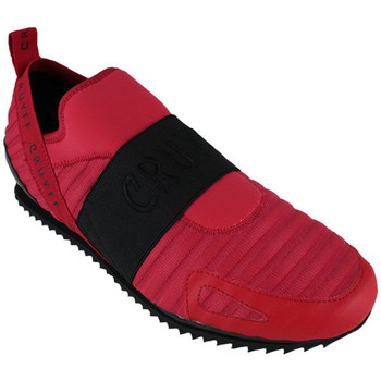 Schuhe Sneaker Low Cruyff elastico bright red Rot