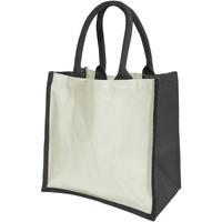 Taschen Damen Shopper / Einkaufstasche Westford Mill W421 Schwarz