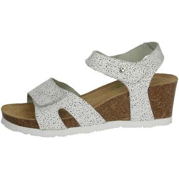 Schuhe Damen Sandalen / Sandaletten Riposella C177 Weiss