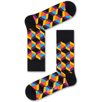 Accessoires Herren Socken & Strümpfe Happy Socks Optiq square sock Multicolor