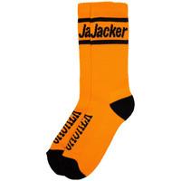 Accessoires Herren Socken & Strümpfe Jacker After logo socks Orange