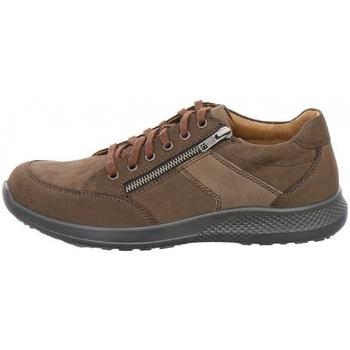 Schuhe Herren Derby-Schuhe Jomos Schnürer 322401  K braun komb
