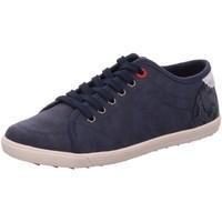 Schuhe Damen Sneaker Low S.Oliver Schnuerschuhe Da.-Schnürer 5-5-23631-24-805 blau