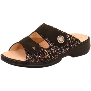 Schuhe Damen Pantoffel Finn Comfort Pantoletten Zeno 050039020111 schwarz