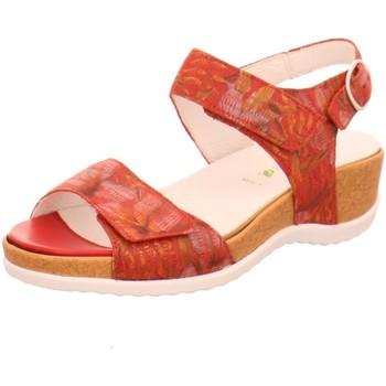 Schuhe Damen Sandalen / Sandaletten Waldläufer Sandaletten MEADOW Da.Sandale 933001-144/069 rot