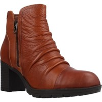 Schuhe Damen Low Boots Carmela 66869C Brown