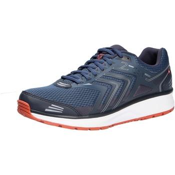 Schuhe Herren Sneaker Low Joya Herren Schnürschuhe blau