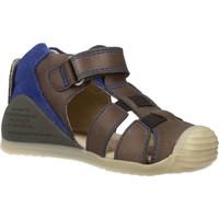 Schuhe Jungen Sandalen / Sandaletten Biomecanics 182147 Grau