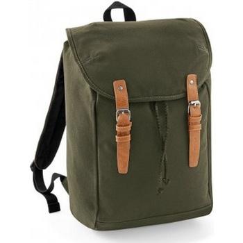 Taschen Rucksäcke Quadra QD615 Olivgrün