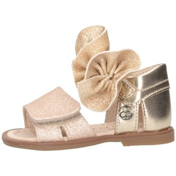 Schuhe Mädchen Sandalen / Sandaletten Florens J006552D Platin