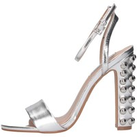 Schuhe Damen Sandalen / Sandaletten Steve Madden SMSARIANNA-SIL Silber