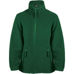 Kleidung Kinder Fleecepullover Sols NORTH SPORT KIDS Verde