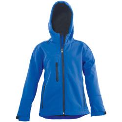 Kleidung Kinder Fleecepullover Sols REPLAY WINTER KIDS Azul