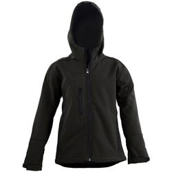 Kleidung Kinder Fleecepullover Sols REPLAY WINTER KIDS Negro