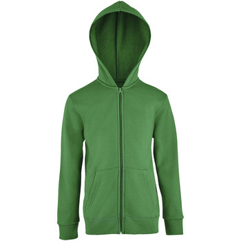 Kleidung Kinder Sweatshirts Sols STONE COLORS KIDS Verde