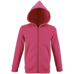 Kleidung Kinder Sweatshirts Sols STONE COLORS KIDS Rosa