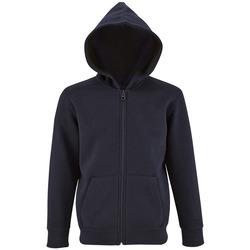 Kleidung Kinder Sweatshirts Sols STONE COLORS KIDS Azul