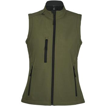 Kleidung Damen Windjacken Sols RALLYE SPORT WOMEN Verde