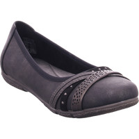 Schuhe Damen Ballerinas Idana - 221899000/006 BLACK 006