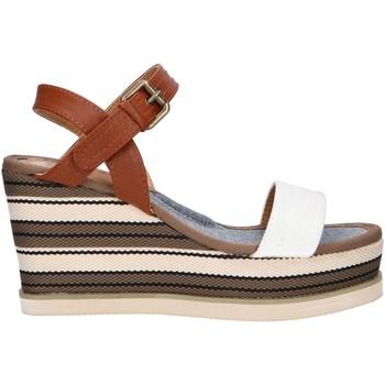 Schuhe Damen Sandalen / Sandaletten Chika 10 NILA 03 Blanco