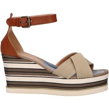 Schuhe Damen Sandalen / Sandaletten Chika 10 NILA 02 Beige