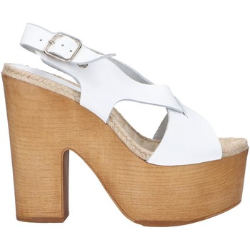 Schuhe Damen Sandalen / Sandaletten Chika 10 RUSIA 02 Blanco