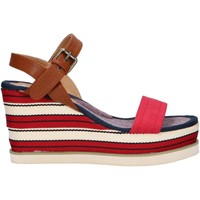 Schuhe Damen Sandalen / Sandaletten Chika 10 NILA 03 Rojo