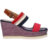 Schuhe Damen Sandalen / Sandaletten Chika 10 NILA 01 Rojo