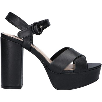 Schuhe Damen Sandalen / Sandaletten Chika 10 NEW TAYLOR 01 Negro